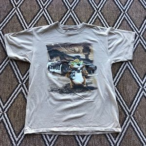 Fox nascar racing graphic tee